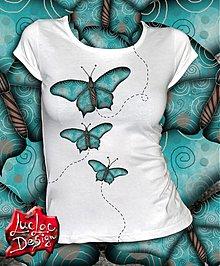 Tričká - Na krídlach motýlích - 2520111