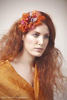 Ozdoby do vlasov - Tizian by Hogo Fogo - 2520467