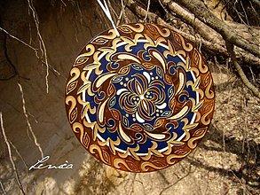 Dekorácie - Mandala Pokoja - 2520752