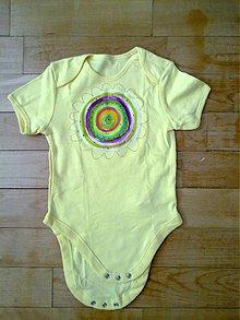 Detské oblečenie - mandala - 2528014