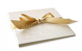 Papiernictvo - Obal na CD/DVD Cream - 2528452