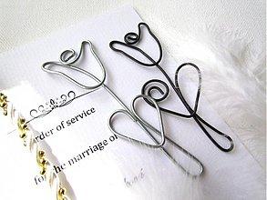 Dekorácie - svadobné - 2530443
