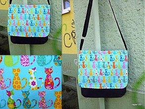 Veľké tašky - Samá mačka - 2538091