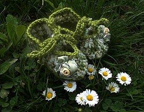Topánočky - Malá lesná víla - 2547520
