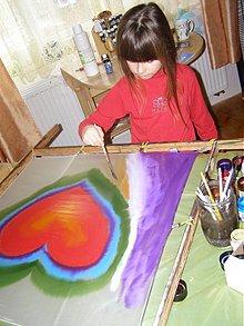 Kurzy - Maľba na hodváb v Podpoľaní - 2554026