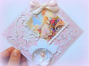 Papiernictvo - Božie dieťatko... - 2555183