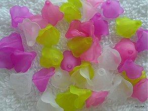 Korálky - Kala plast 10mm - 2555324