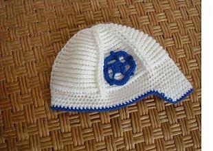 Detské čiapky - Pre malého námorníka - 2559271