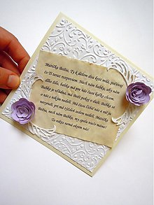 Papiernictvo - Modlitba za babičku / M. Rúfus - 2569735