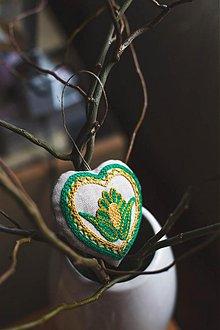 Darčeky pre svadobčanov - Levanduľové srdiečko 15 - 2577078