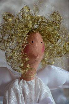 Bábiky - Anjel svadobný - 2579700