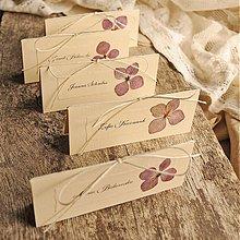 Papiernictvo - Menovky na stôl - 2580064