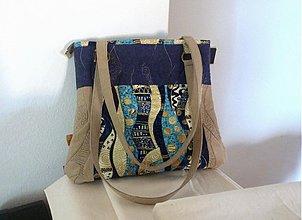 Kabelky - inšpirované Klimtom - 2582266
