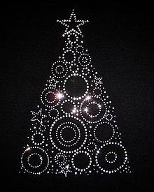Galantéria - Vianočný stromček - 258470