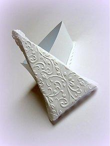 Darčeky pre svadobčanov - V jednoduchosti je krása... - 2587199