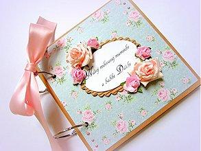 Papiernictvo - Vôňa babičkinej záhrady... - 2587260