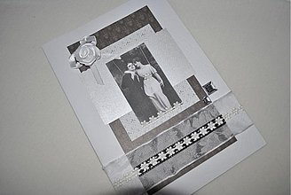Papiernictvo - Svadobná - 2589406