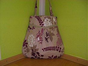 Veľké tašky - Vetvičky - 2593505