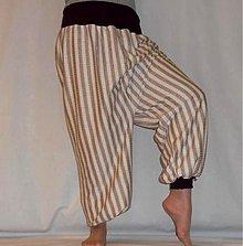 """Nohavice - Turecké nohavice""""jako pírko"""" - 2607128"""