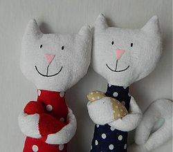Hračky - Cice bielučké čo ľúbia bodky - 2611508