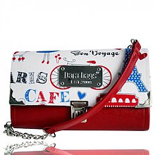 Peňaženky - Second Line Purse no. 32 French Dream - 2613032