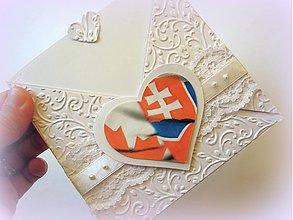 Papiernictvo - Láska nepozná hranice... - 2617639