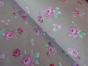ffd76da034 Textil - bavlnené látky-NOVINKY-SKLADOM - 2623548