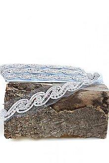Galantéria - Ozdobný pásik Vlnka 024 - 2624353