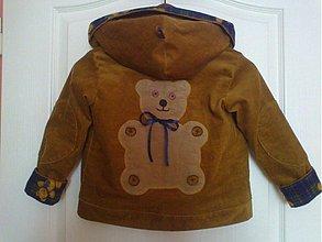 Detské oblečenie - detský kabátik - 2625550