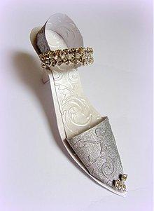 Darčeky pre svadobčanov - Glamour diamont - 2626290