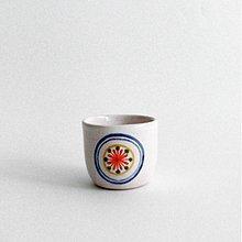 Nádoby - pohár malý kvet - 2630599