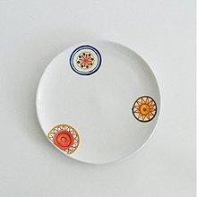Nádoby - tanier stredný kvet - 2631293