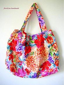 Kabelky - farebná taška na leto - 2631927