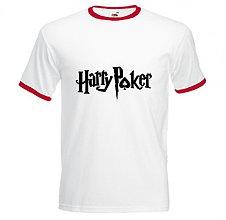 Oblečenie - Harry poker black Ringer - 2635818