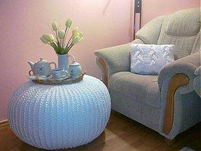 Úžitkový textil - Puf SHELDON - 2637527