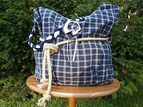 Veľké tašky - Plázová taska - 2637593