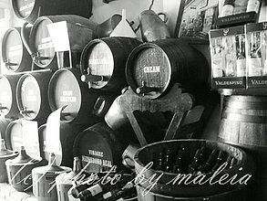 Fotografie - sudy vína - 2643516
