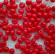 Korálky - Rokajl 6/0 PRECIOSA 4mm-10g - 2653527