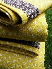 Úžitkový textil - Jednoducho krásny....zem a slnko :) - 2654585