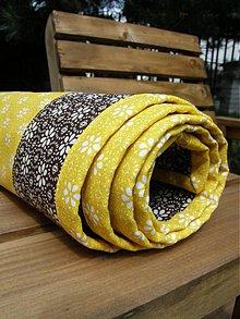 Úžitkový textil - Obrus....zem a slnko :))) - 2654605