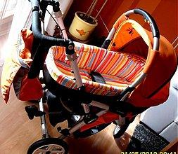 Textil - Set na hlboký kočík Jané - 2663797