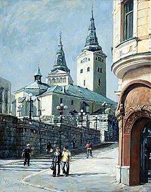 Obrazy - Reprodukcia - Žilina 3/3 - 2665728