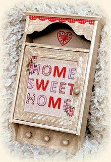 Krabičky - Home sweet home - 2666188