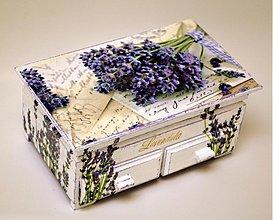 Krabičky - Kytica z lásky - 2669485