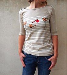 Tričká - Copper birds - zľava 15% - 2670703
