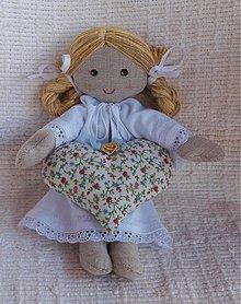 Bábiky - bábika Zuzka (5) - 2672076