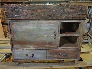 Nábytok - Stolík pod umývadlo c. 18 - 2672547