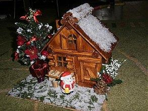 - Vianočny domček - 267358