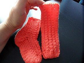 Topánočky - malé ponožky - 2677979