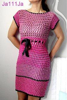 Tuniky - Šik ( romantic Pink) - 2678866